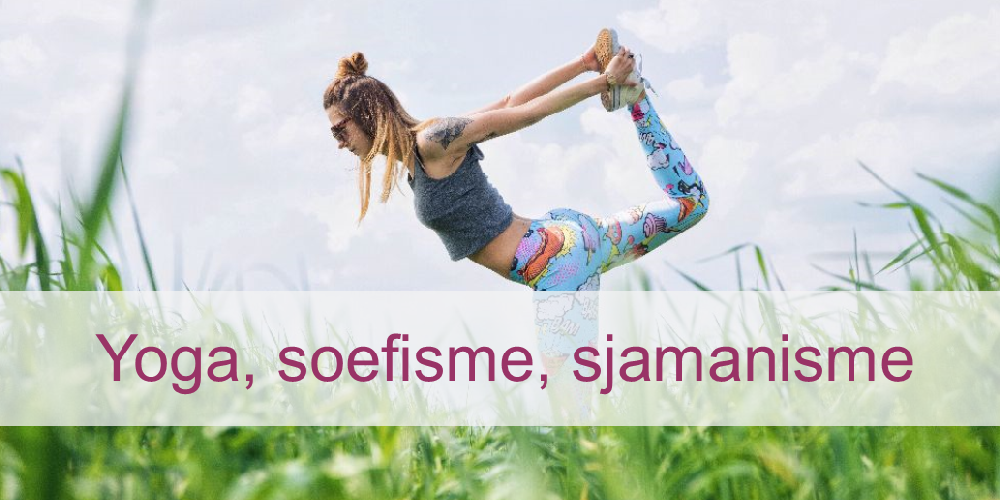 Yoga, boeddhisme, sjamanisme